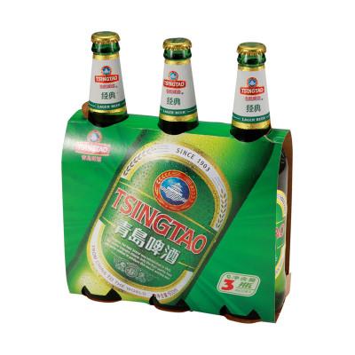 青岛啤酒 600ml*3瓶/组