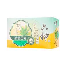六神艾叶除菌香皂(止痒型)125g/块