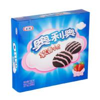 奥利奥 软香小点草莓味  160g/盒