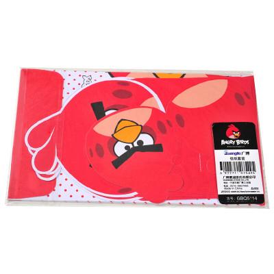 广博 正版授权愤怒的小鸟 信封 gbq5114怎么样 好不好