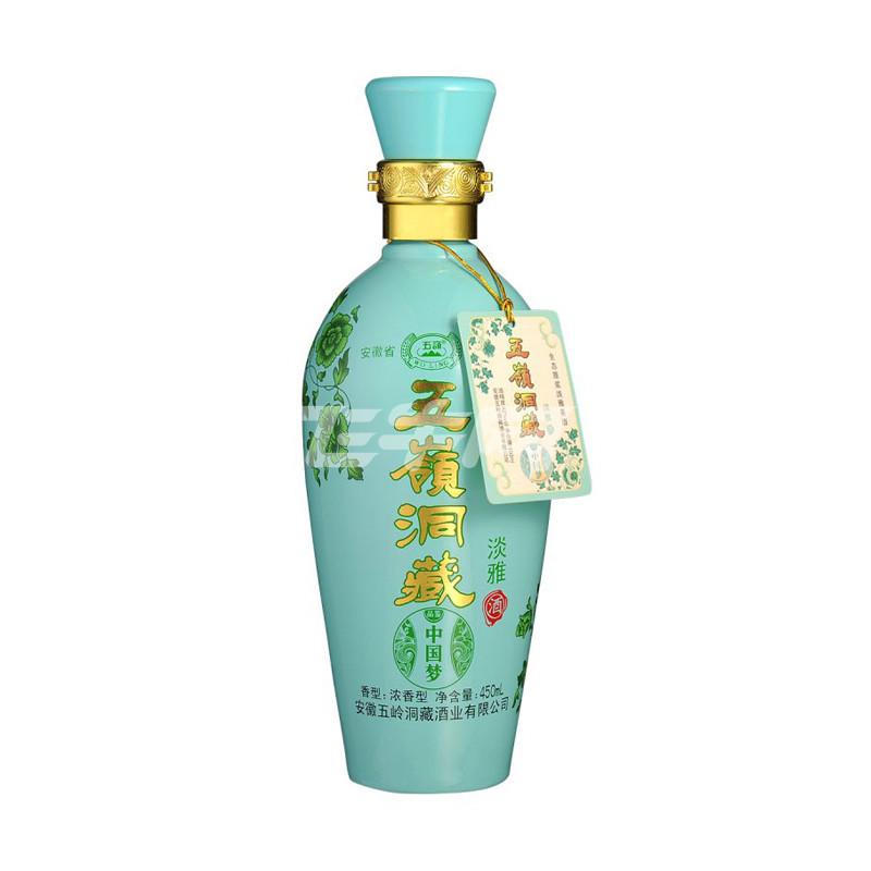 42度五岭洞藏 生态原浆中国梦 450ml/瓶