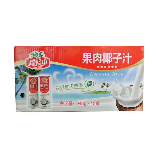 来自椰子正宗产地海南岛 精心甄选精华椰果作为原料 从椰子采摘至