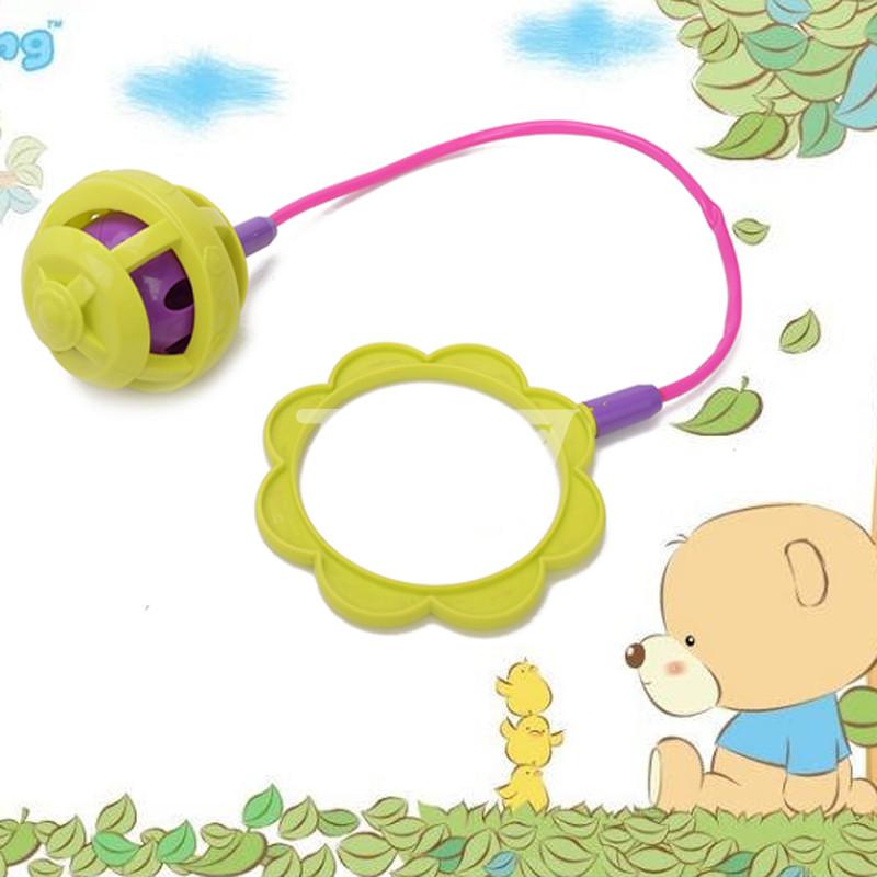 奥杰 儿童乐趣跳跳球 室内室外亲子运动玩具