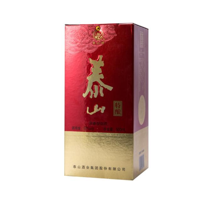 泰山特酿浓香型白酒50度 500ml/瓶【价格,正品,报价】