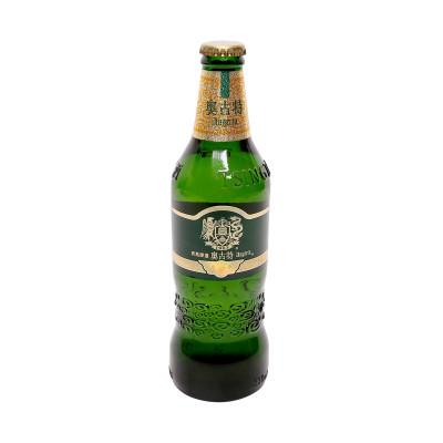 青岛奥古特啤酒330ml/瓶怎么样 好不好
