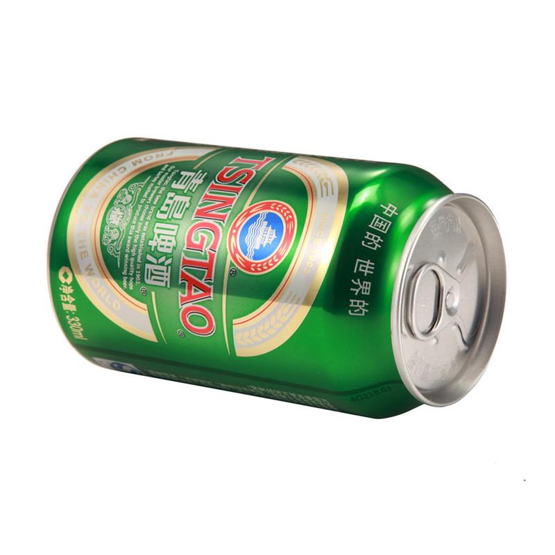 青岛啤酒330ml/罐【价格