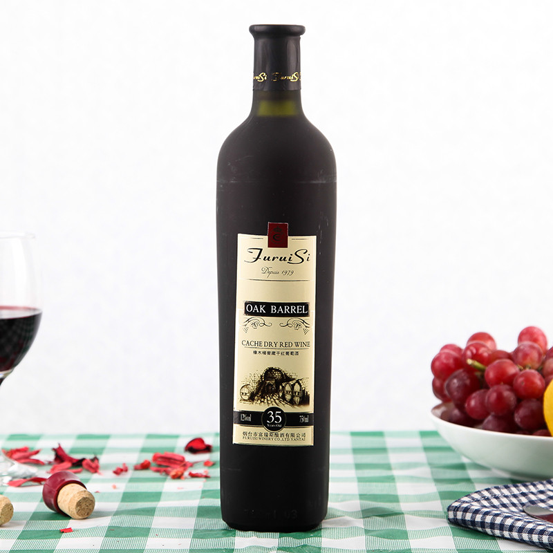 富瑞斯橡木桶窖藏干红葡萄酒