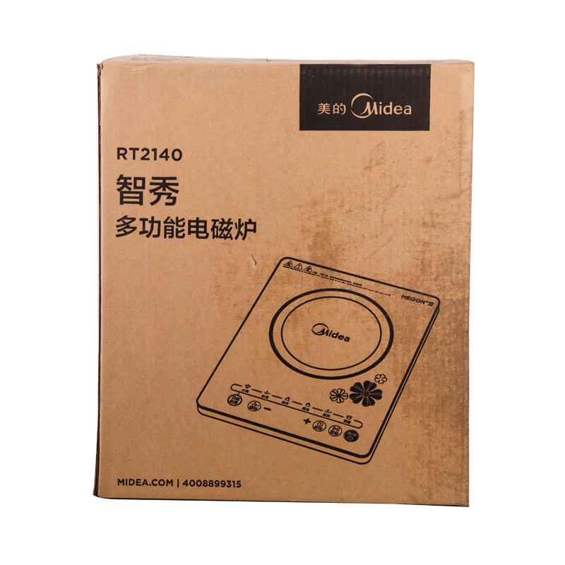 美的电磁炉rt2140 2100w