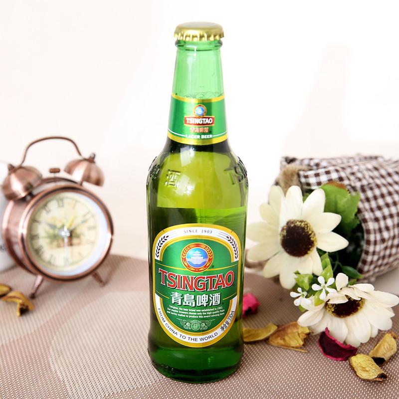 青岛啤酒(醇) 330ml/瓶