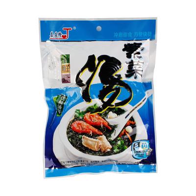 嘉益隆海鲜味紫菜汤62g/袋怎么样 好不好