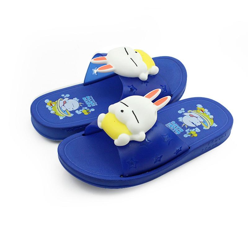 流氓兔mashimaro 夏季新款儿童可爱凉拖鞋 mm3375