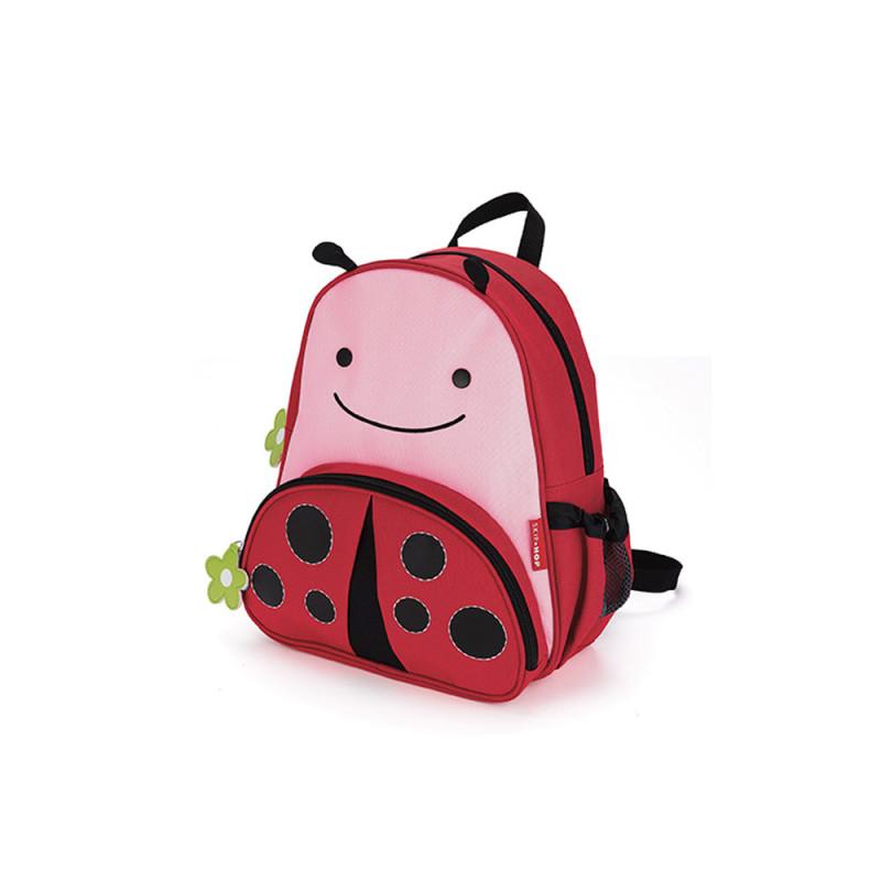 skip hop 可爱动物园小童背包—甲虫 100002278