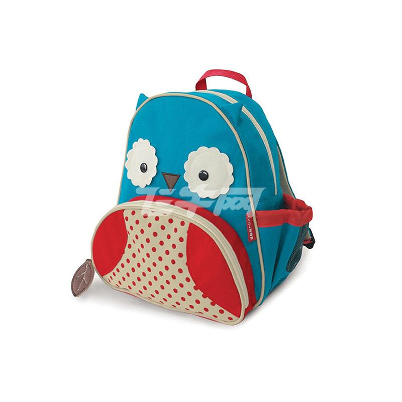 skip hop 可爱动物园小童背包 儿童书包 双肩包 卡通书包skiphop