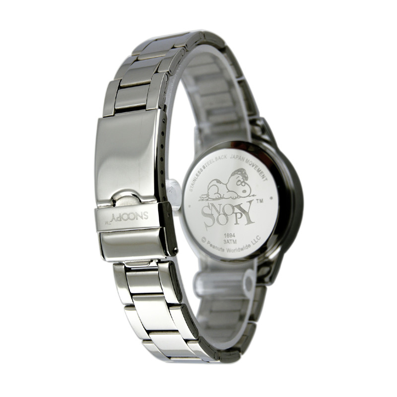 韩国时尚男生学生运动钢带手表
