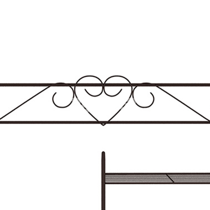 家世比 厨房置物架调料收纳架子厨房收纳架调料架厨房用品用具层架 h