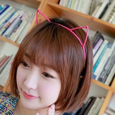 法蒂洛 时尚可爱猫耳朵细发箍 小恶魔猫头箍 fg025怎么样 好不好