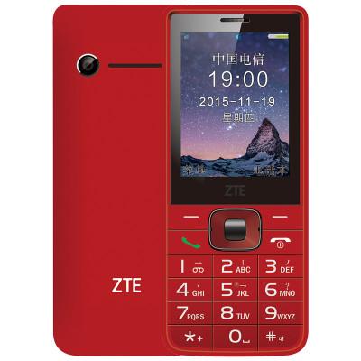 中兴(zte) cv19 电信2g手机 -红色怎么样 好不好