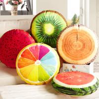 凯秀3d立体创意水果抱枕被靠枕两用被子图片