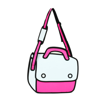 苏帕斯玛新款包包包3D二次元漫画摸鱼包BB恶魔漫画h图片
