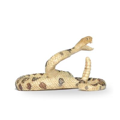 正版德国思乐仿真玩具蛇仿真动物模型响尾蛇眼镜蛇大蟒蛇假蛇模型怎么