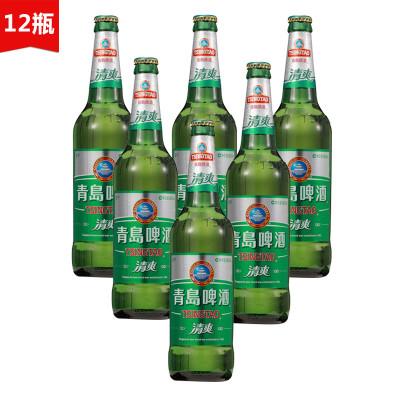 青岛 清爽啤酒 600ml*12瓶/箱怎么样 好不好