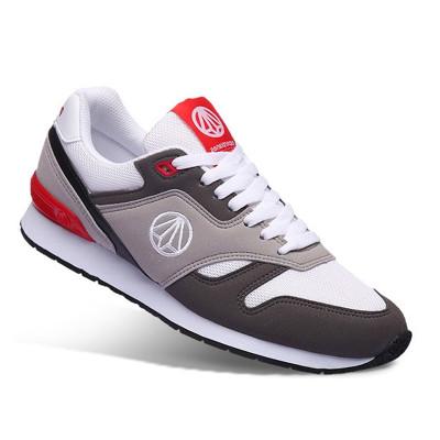 纸飞机 时尚运动鞋休闲跑鞋pp1328 灰色 红色 黑色 环球购怎么样 好不