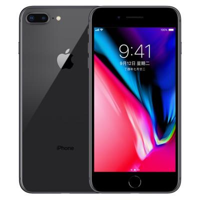 Apple iPhone 8 Plus 256GB 深空灰色 移动联通
