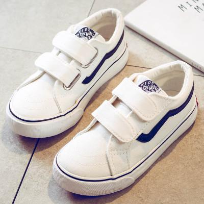艾老虎女童鞋子秋款韩版帆布鞋宝宝球鞋运动鞋