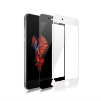 浦诺菲(PIVOFUL) 苹果7/7Plus 3D软边全屏钢化膜防爆高透贴膜9H硬防刮