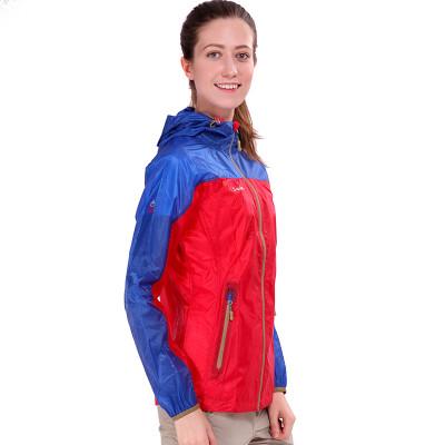 圣弗莱SEVLAE女式时尚轻薄户外风衣女士运动