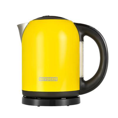 北鼎buydeem k300电热水壶自动断电 智能保温进口304不锈钢烧水壶怎么