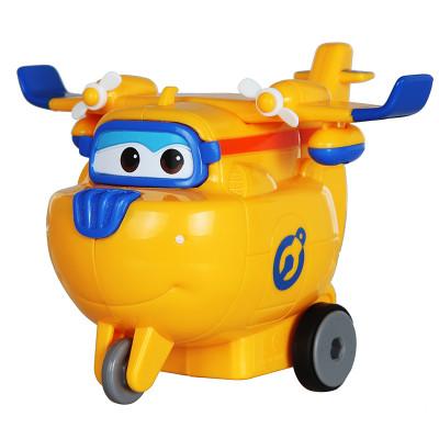 奥迪双钻超级飞侠儿童玩具迷你滑行小飞机乐迪多多酷飞小爱生日礼物